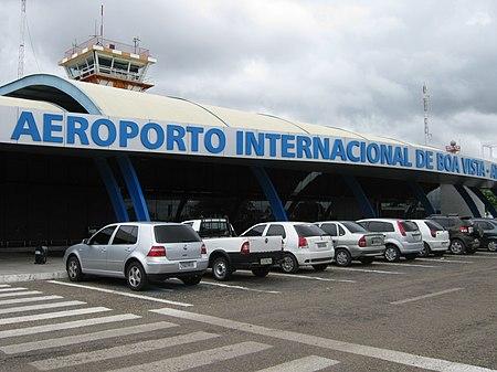 Lapangan Terbang Antarabangsa Boa Vista