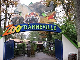 Image illustrative de l'article Parc zoologique d'Amnéville