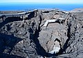 Entrance of a Lava Tube in La Palma in Canary Islands.jpg