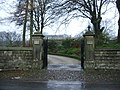Entrance to Glebe House, Slaidburn - geograph.org.uk - 624287.jpg