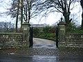 Entrance to Glebe House, Slaidburn - geograph.org.uk - 624287.jpg