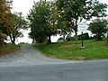 Entrance to Madley Tennis Club and Playing fields. - geograph.org.uk - 1513193.jpg