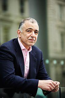 Chris Toumazou British academic