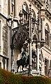 Equestrian statue Prince Regent Luitpold Rathaus Munich.jpg