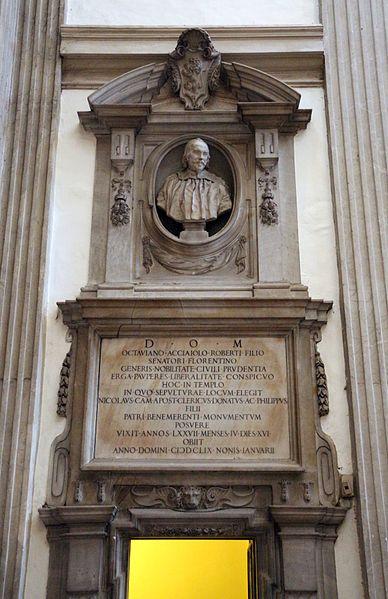 File:Ercole ferrata, monumento di ottaviano acciaiuoli, m. 1659, 01.jpg