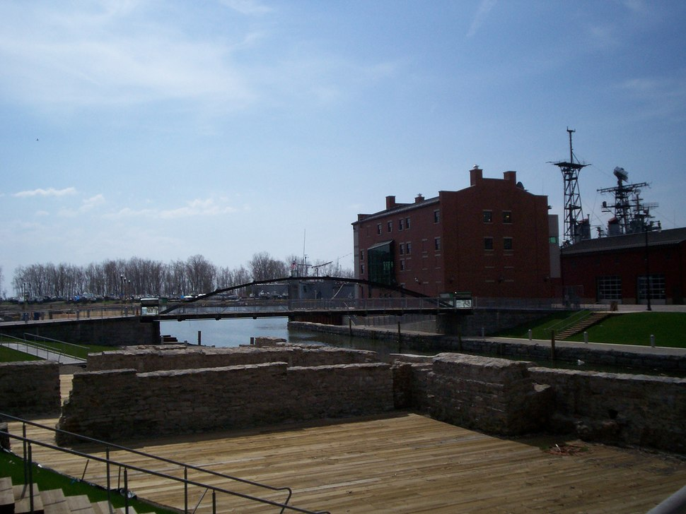 Erie Canal Harbor redevelopment project