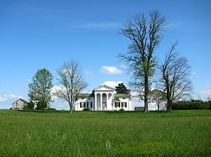 National Register of Historic Places listings in Warren County, Virginia - Image: Erin Front Royal 1