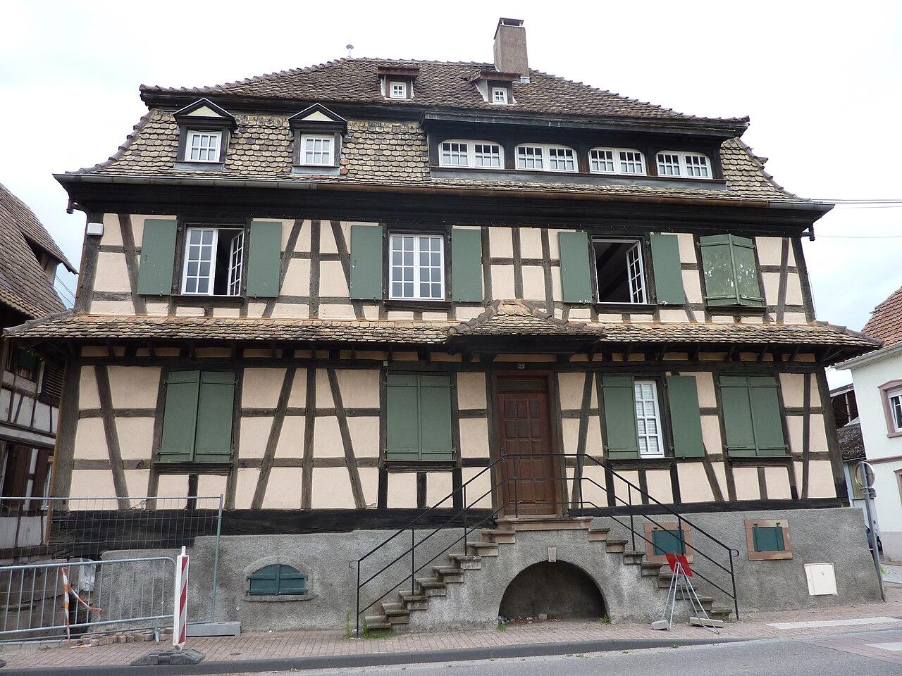 Fichier erstein la maison des wikip dia for La maison de will smith