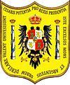 Escudo otorgado por el Virrey del Perú, Francisco de Toledo, dada en Arequipa el 2 de agosto de 1575.JPG