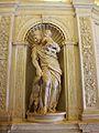 Escultura a l'Escala d'Or del Palau Ducal de Venècia.JPG