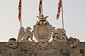 Escut de Barcelona (de Josep Bover) (1853-1855) @ Pça. Sant Jaume.jpg
