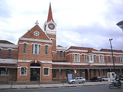 Old railway station of Campinas, now a cultural and educational center