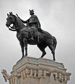 Monumento A San Fernando Sevilla Wikipedia La Enciclopedia Libre