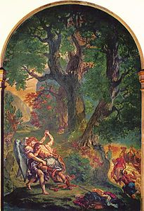 Eugène Delacroix Wikipédia