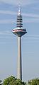 Europaturm, Frankfurt, North-West View 140613 1.jpg