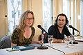 European Voices A Reading & Conversation with Christos Ikonomou and Karen Emmerich (26539970556).jpg