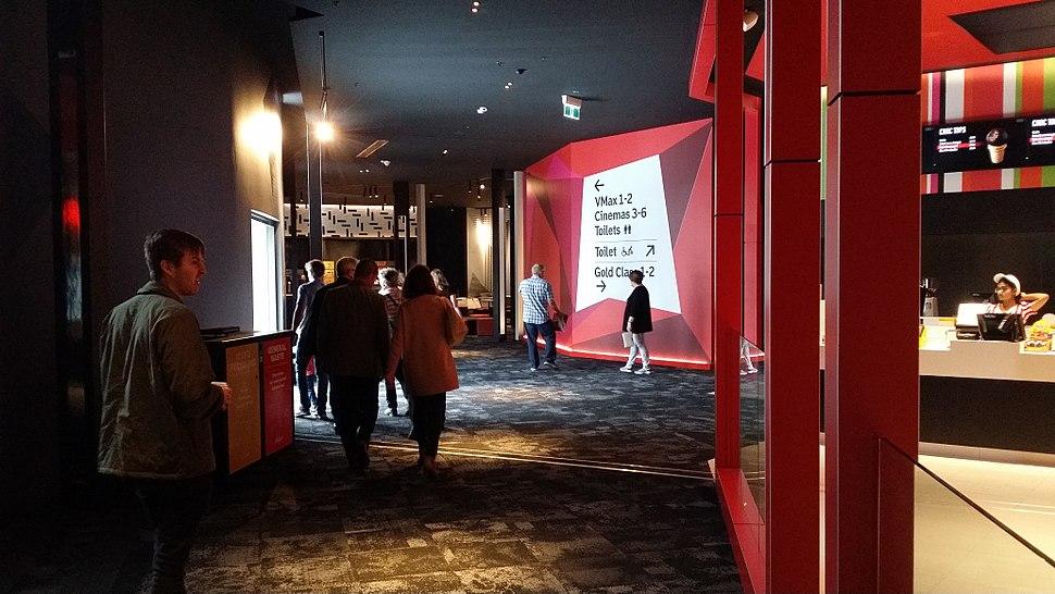 Event Cinemas Whitford