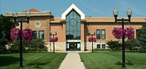 Estherville, Iowa - Public Library Estherville, Iowa
