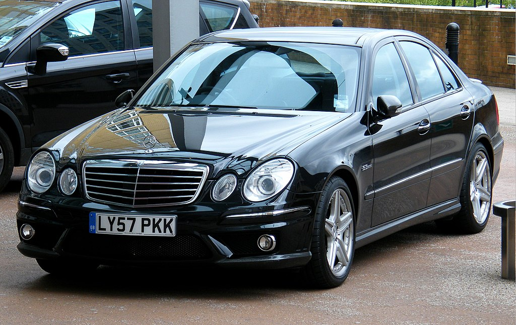 Mercedes klassy E