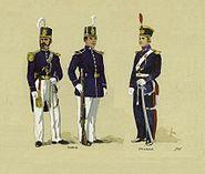 Exercito brasileiro 1851