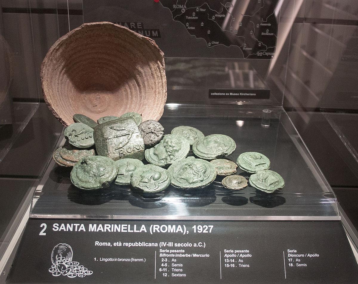 As (monnaie) — Wikipédia