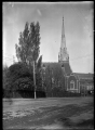 Exterior view of Knox Church, Dunedin, ca 1925 ATLIB 288113.png