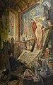 Félicien Rops (1833-1898) De incantatie - La Boverie Luik 23-08-2018.jpg