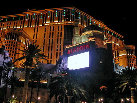 Aladdin casino nicaragua