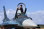 F-2A (520) of 6 Sqn undergoes maintenance during Cope North 10-1, -12 Feb. 2010 a.jpg