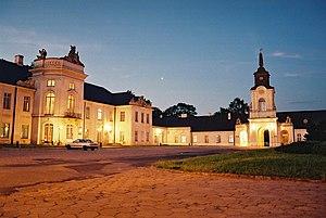 Radzyń Podlaski - Potocki Palace