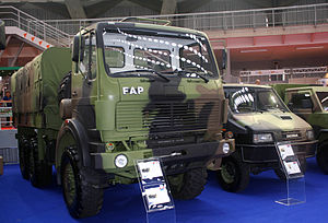 Fabrika automobila Priboj - FAP 2228