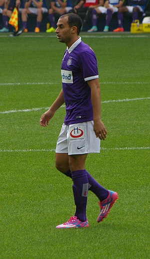 Omer Damari - Damari playing for Austria Wien in 2014
