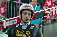 FIS Ski Jumping World Cup 2014 - Engelberg - 20141220 - Michael Neumayer 1