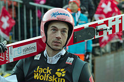 FIS Ski Jumping World Cup 2014 - Engelberg - 20141220 - Michael Neumayer 1.jpg