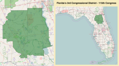 Florida\'s congressional districts - Wikipedia