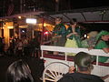FQ StPats Parade 2013 Bourbon St Carriage Riders.JPG