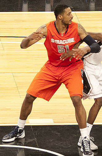 Fab Melo - Melo playing in a college game in 2012