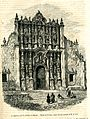 Facade of the Cathedral, Mexico City.jpg