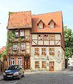 Fachwerkhäuser in Altstadt Qudlinburg. IMG 3844WI.jpg