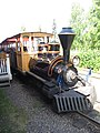 Fairbanks - Pioneer Park - Toy train ride.jpg