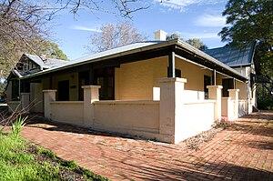 Warriparinga - Fairford House at Warriparinga.