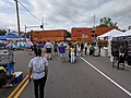 FairportCanalDays2018TrainRumblesThrough.jpg