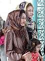 Family Tableau - Aramgah-e Sa'di (Tomb of Sadi) - Shiraz - Central Iran - 02 (7427710240) (2).jpg