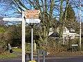 Farley Green Crossroads - geograph.org.uk - 655960.jpg