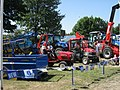Farm Machinery At Driffield Show - geograph.org.uk - 205365.jpg
