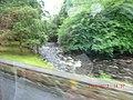 Fast Flowing River at Claremount - panoramio.jpg
