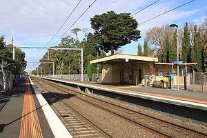 Melbourne fawkner
