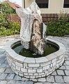 Feldkirchen Radweg Radegundis Brunnen 24072015 6101.jpg