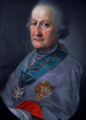 Portret Feliksa Pawła Turskiego (1729-1800)