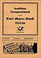 Fernsprechbuch der Deutschen Post für den DDR-Bezirk Karl-Marx-Stadt 1955.jpg